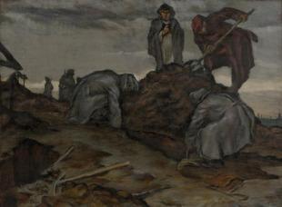 Pohřeb vojáka